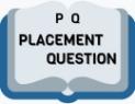 Placement Question Logo